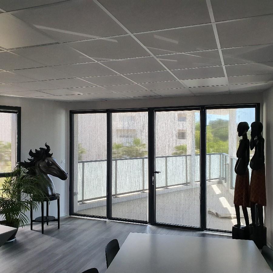 stores enrouleurs à Montpellier dans l'Hérault (34) | AB Tertiaire